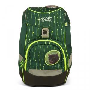 ergobag Prime iskolatáska - hátizsák - RambazamBEAR – HolnemBolt. Zöld 9ed755f7a8