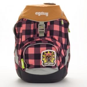 ergobag Prime Prémium iskolatáska - hátizsák - Über den Wolken –  HolnemBolt. Ergobag 2 az 1-ben  iskolatáska és hátizsák vagány kislányok. bccf040f45
