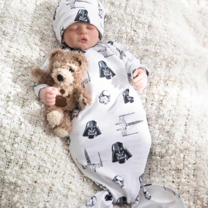 STAR WARS BODY SAPKÁVAL – Baby Meets